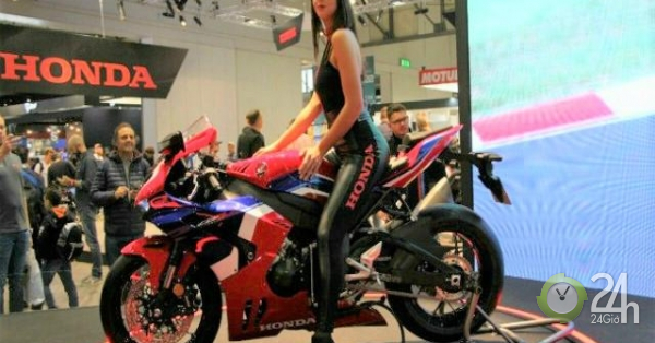 2020 Honda CBR1000RR-R nâng cấp mạnh, vô đối dải phân khối 1000cc
