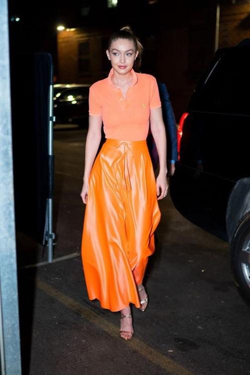 4 nguyên tắc giúp Gigi Hadid mặc ton sur ton đẹp khó ai sánh bằng - 3