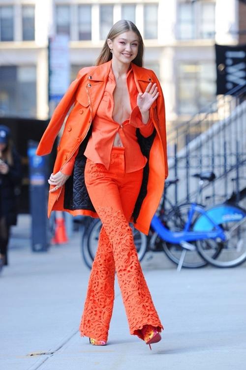 4 nguyên tắc giúp Gigi Hadid mặc ton sur ton đẹp khó ai sánh bằng - 7