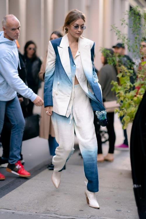 4 nguyên tắc giúp Gigi Hadid mặc ton sur ton đẹp khó ai sánh bằng - 4