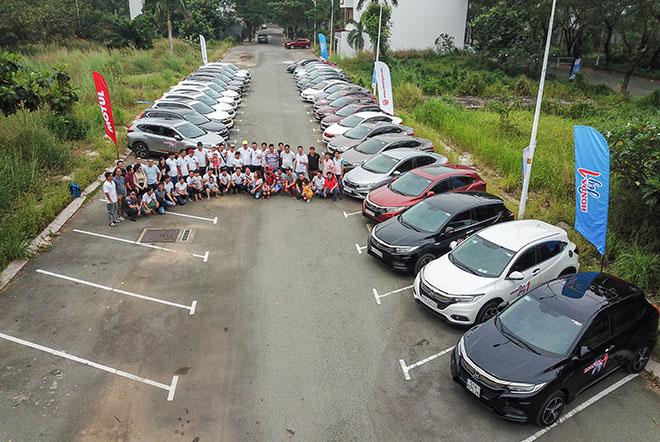 Honda Joy – Ngày hội của người dùng xe ô tô Honda tại TP.HCM