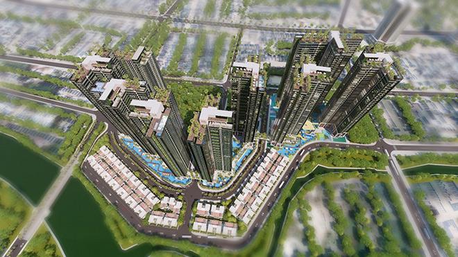 Những dự án sở hữu không gian sống như resort nghỉ dưỡng giữa Sài Gòn - 1