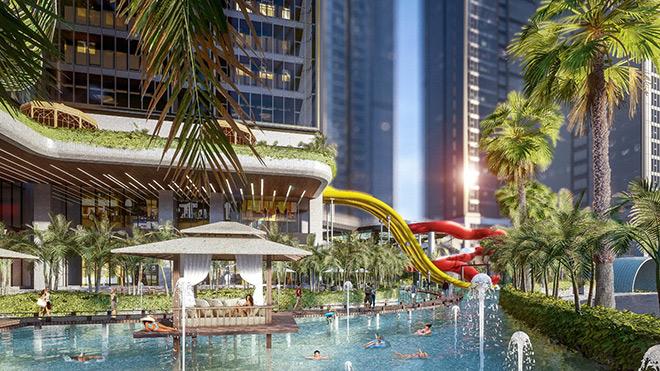 Những dự án sở hữu không gian sống như resort nghỉ dưỡng giữa Sài Gòn - 2