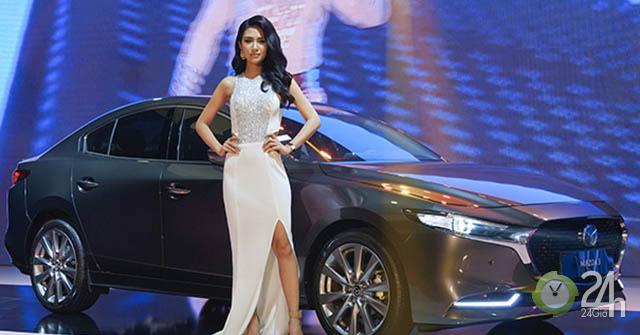 Bộ đôi Mazda 3 và Mazda 3 Sport chính thức ra mắt thị trường phía Nam