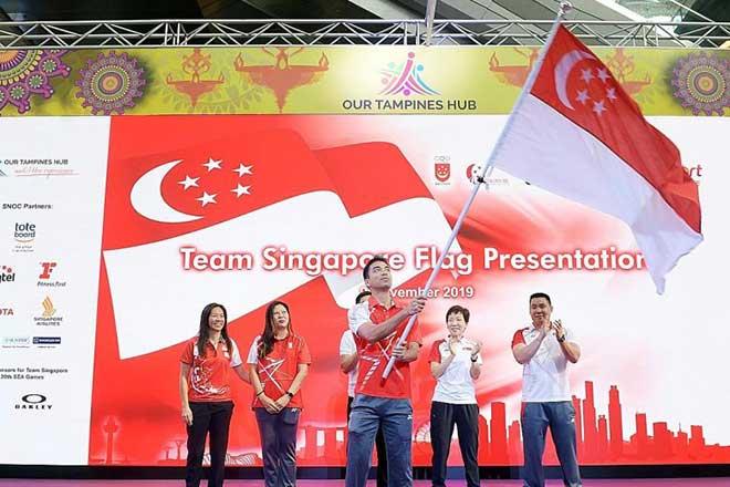 Thể thao Việt Nam căng thẳng đua top 3 SEA Games: Singapore