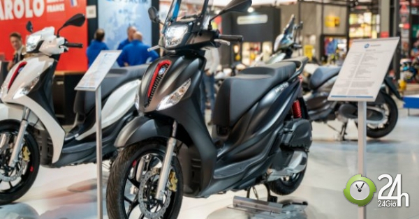 Ra mắt 2020 Piaggio Medley S đẹp lung linh, đối đầu Honda SH