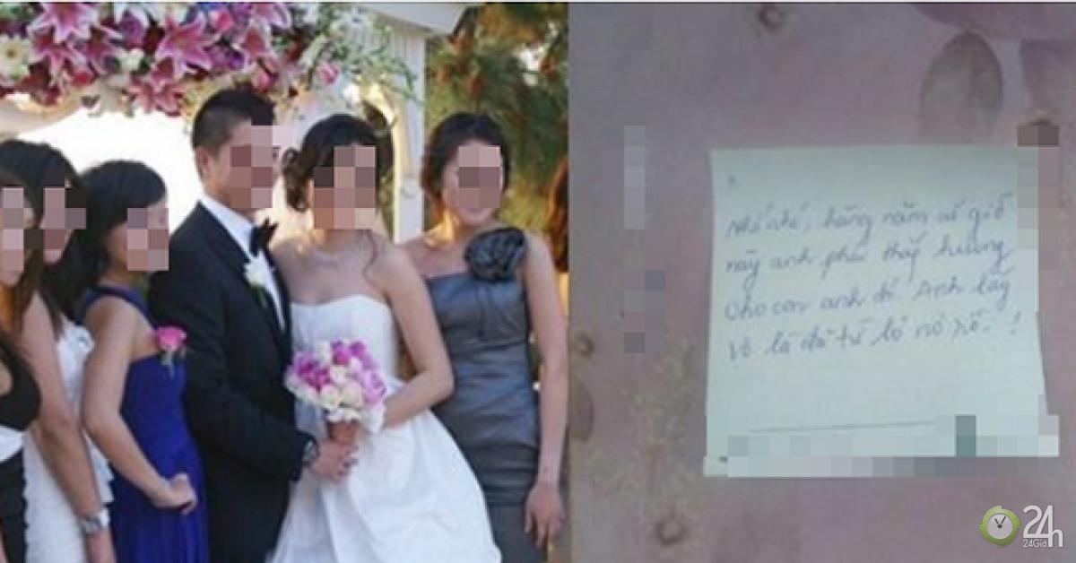 Đêm tân hôn, cô dâu chết lặng khi mở phong bì quà tặng đặc biệt gửi chú rể