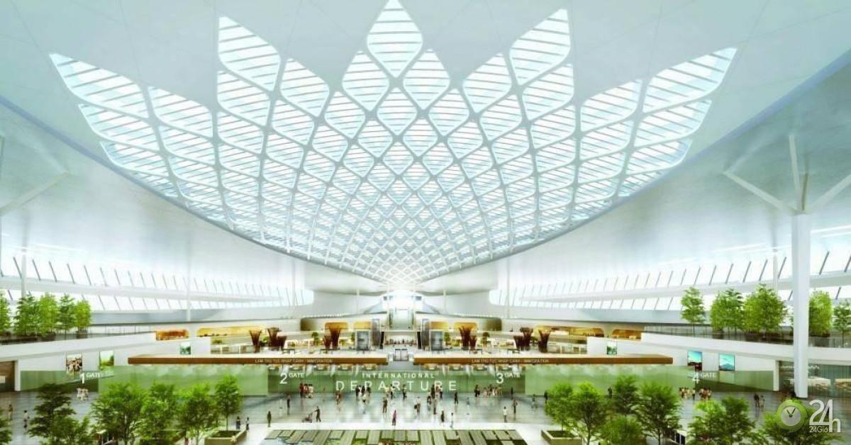 Quốc hội đang bàn chuyện xây sân bay Long Thành - Tin tức 24h