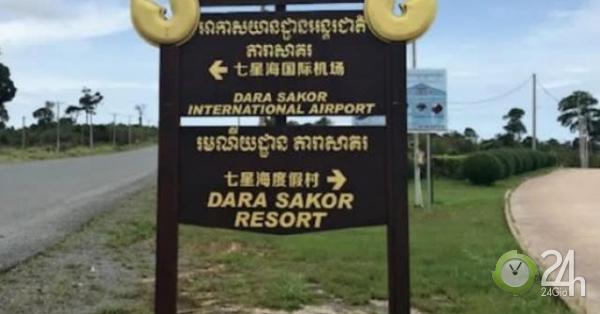 Trung Quốc xây sân bay hiện đại ở tỉnh nghèo của Campuchia để làm gì?-Thế giới