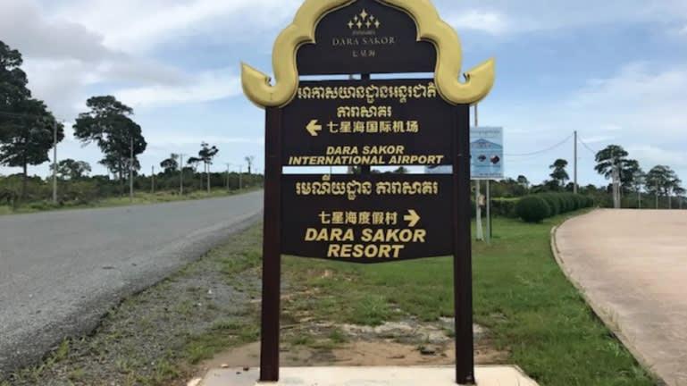 Trung Quốc xây sân bay hiện đại ở tỉnh nghèo của Campuchia để làm gì?