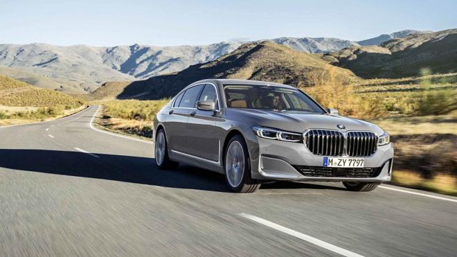 BMW sẽ giới thiêu dòng 7-Series tại Việt Nam vào cuối tháng này - 7