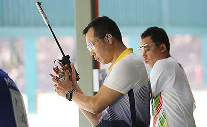 Ngỡ ngàng Hoàng Xuân Vinh trượt vé trực tiếp đến Olympic 2020