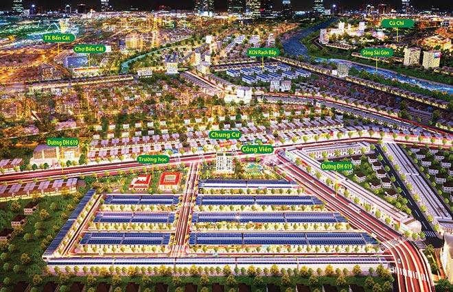 The Eden City hưởng lợi từ dòng vốn FDI - 2