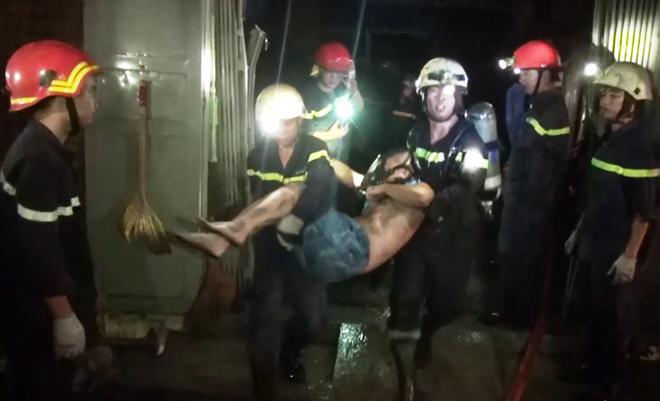 Bộ trưởng Bộ Công an chia sẻ những phút giây sinh tử khi chữa cháy tàu chở dầu ở Hải Phòng - 2
