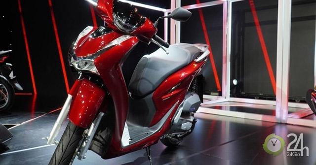 Honda SH 2020 chưa mở bán, SH cũ đã cháy hàng, leo thang giá