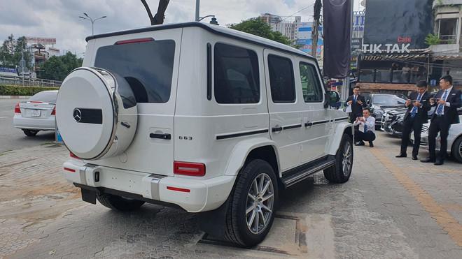 Thêm một chiếc Mercedes-AMG G63 2019 cập cảng Việt Nam, giá gần 11 tỷ đồng - 2
