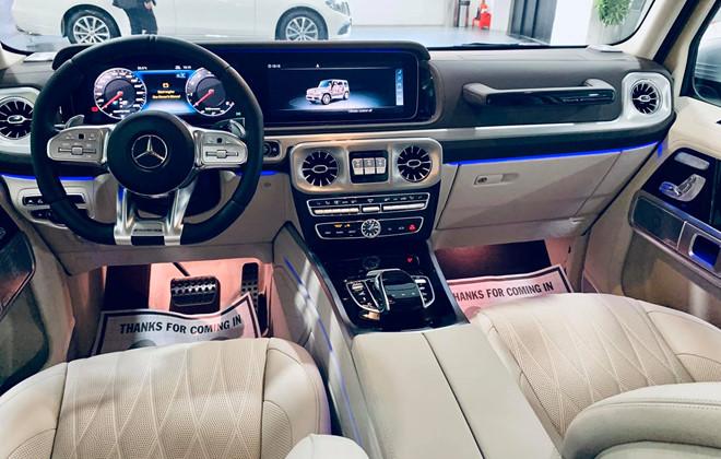 Thêm một chiếc Mercedes-AMG G63 2019 cập cảng Việt Nam, giá gần 11 tỷ đồng - 3