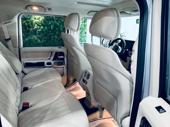 Thêm một chiếc Mercedes-AMG G63 2019 cập cảng Việt Nam, giá gần 11 tỷ đồng - 4