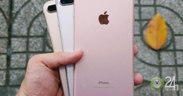 6 lý do khiến iPhone 7 Plus vẫn xưng vương trên thị trường máy cũ