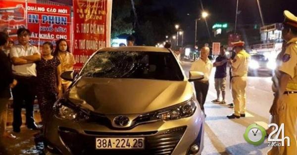 Gây tai nạn chết người, Chủ nhiệm Ủy ban kiểm tra Đảng ủy khối bị khởi tố - Tin tức 24h