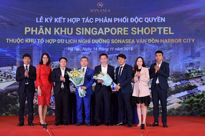 """Hải Phát Land phân phối độc quyền """"siêu dự án"""" của Tập đoàn CEO tại Vân Đồn - 1"""
