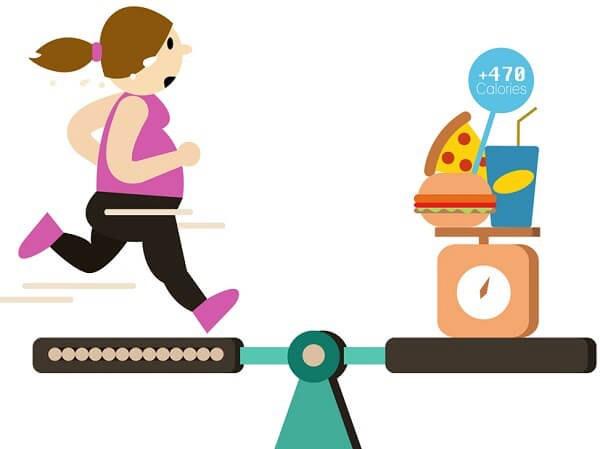 Luyện tập giảm cân liệu có phụ thuộc vào lượng mồ hôi? - 3