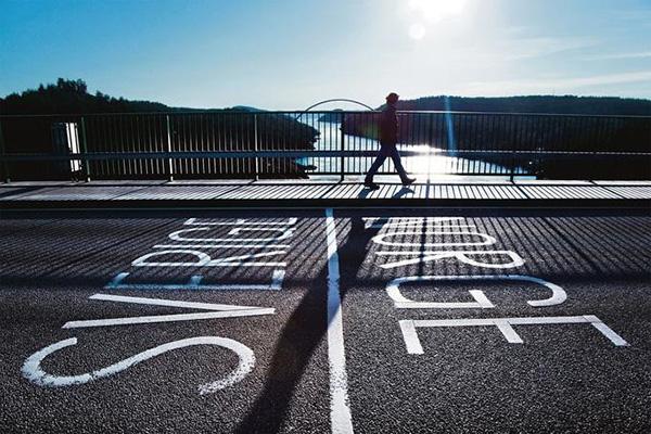 Những đường biên giới kỳ lạ nhất trên thế giới - 4