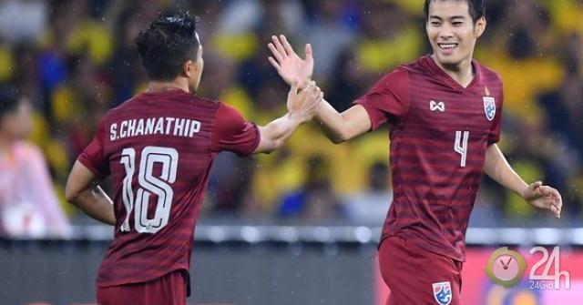 Messi Thái cúi đầu nhận lỗi thua Malaysia, vẫn nói cứng dọa ĐT Việt Nam