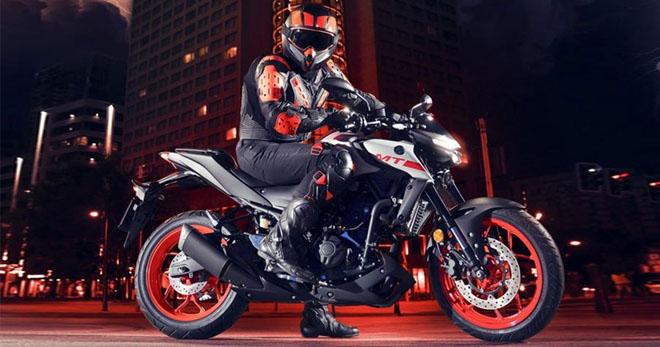 Yamaha MT-03 có thể sẽ về Việt Nam từ cuối tháng 11/2019