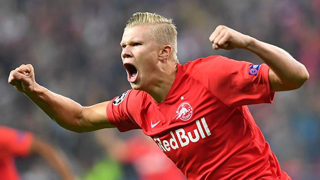 Tin HOT bóng đá sáng 16/11: Solskjaer muốn MU sớm mua Haaland - 1