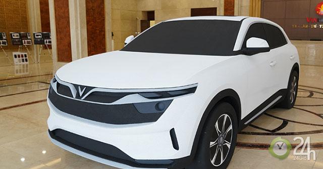VinFast sắp trình làng mẫu xe mới thuộc phân khúc B và C, rẻ hơn Lux A2.0 và SA2.0