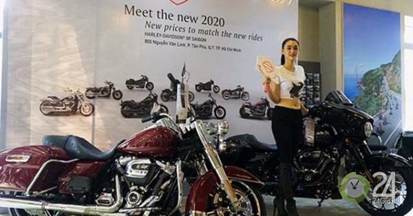 Harley-Davidson giới thiệu dàn xe năm 2020 thị trường Việt Nam