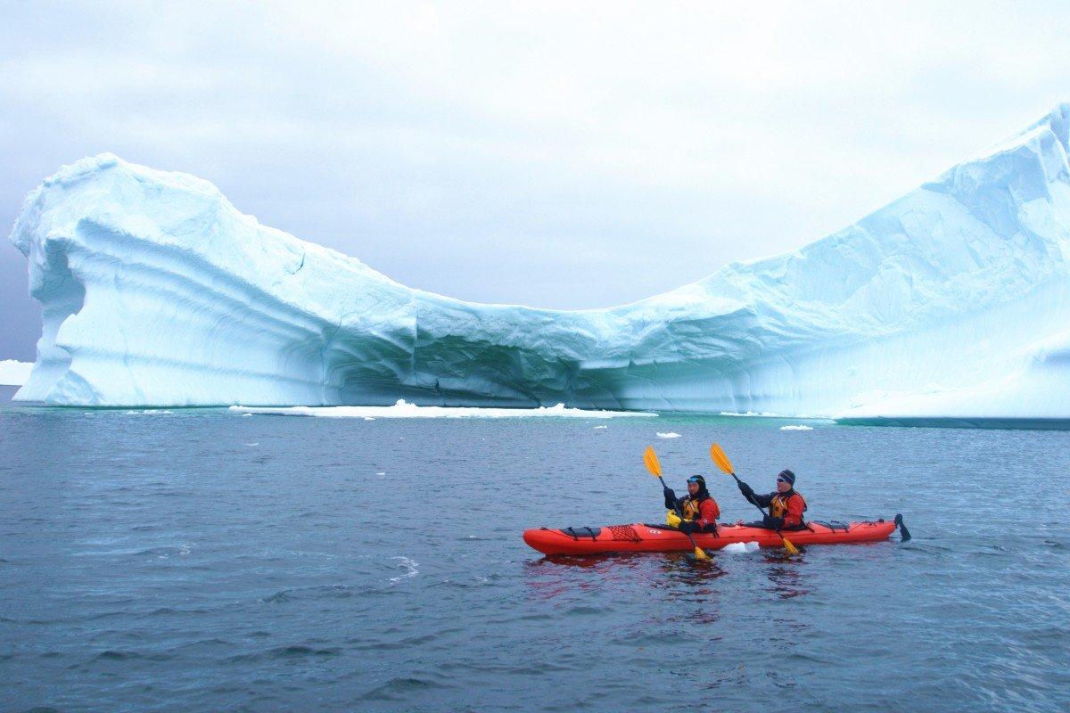 Vì sao giới nhà giàu Trung Quốc đổ xô đến Nam Cực chơi dù cho giá