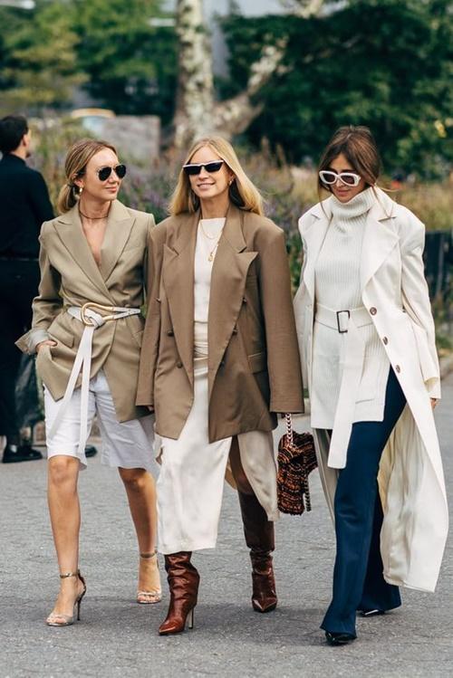 Bỏ túi 5 cách phối áo khoác vừa ấm vừa sang - 5