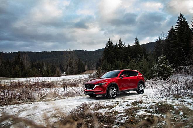 Mazda CX-5 2020 trình làng với nhiều trang bị bổ sung, giá từ 581 triệu đồng