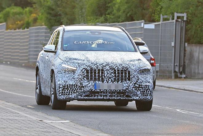 Mercedes-Benz GLA 2020 sắp được trình làng, đối trọng của BMW X1 - 1