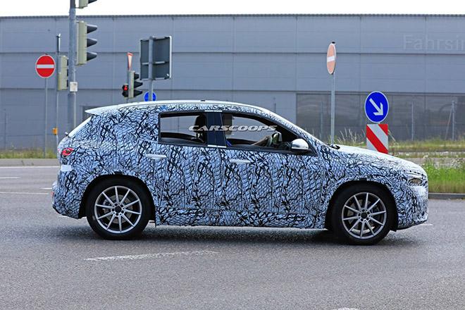 Mercedes-Benz GLA 2020 sắp được trình làng, đối trọng của BMW X1 - 2