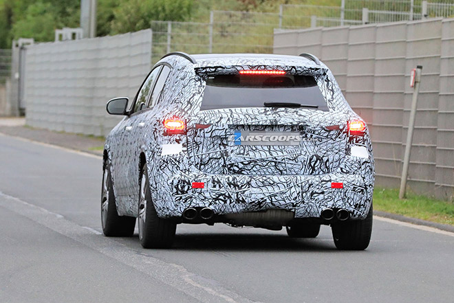 Mercedes-Benz GLA 2020 sắp được trình làng, đối trọng của BMW X1 - 4