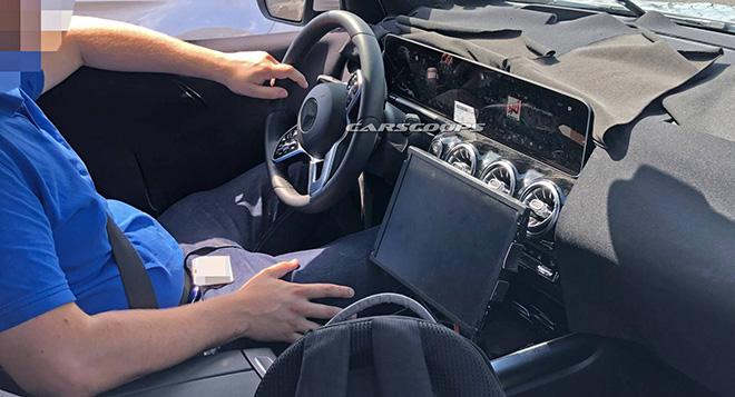 Mercedes-Benz GLA 2020 sắp được trình làng, đối trọng của BMW X1 - 6
