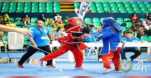 Món lạ chỉ có ở ao làng SEA Games 30: Quốc võ Philippines bị Việt Nam lấn át
