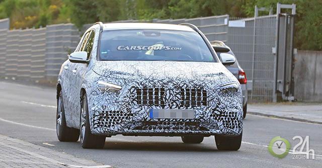 Mercedes-Benz GLA 2020 sắp được trình làng, đối trọng của BMW X1