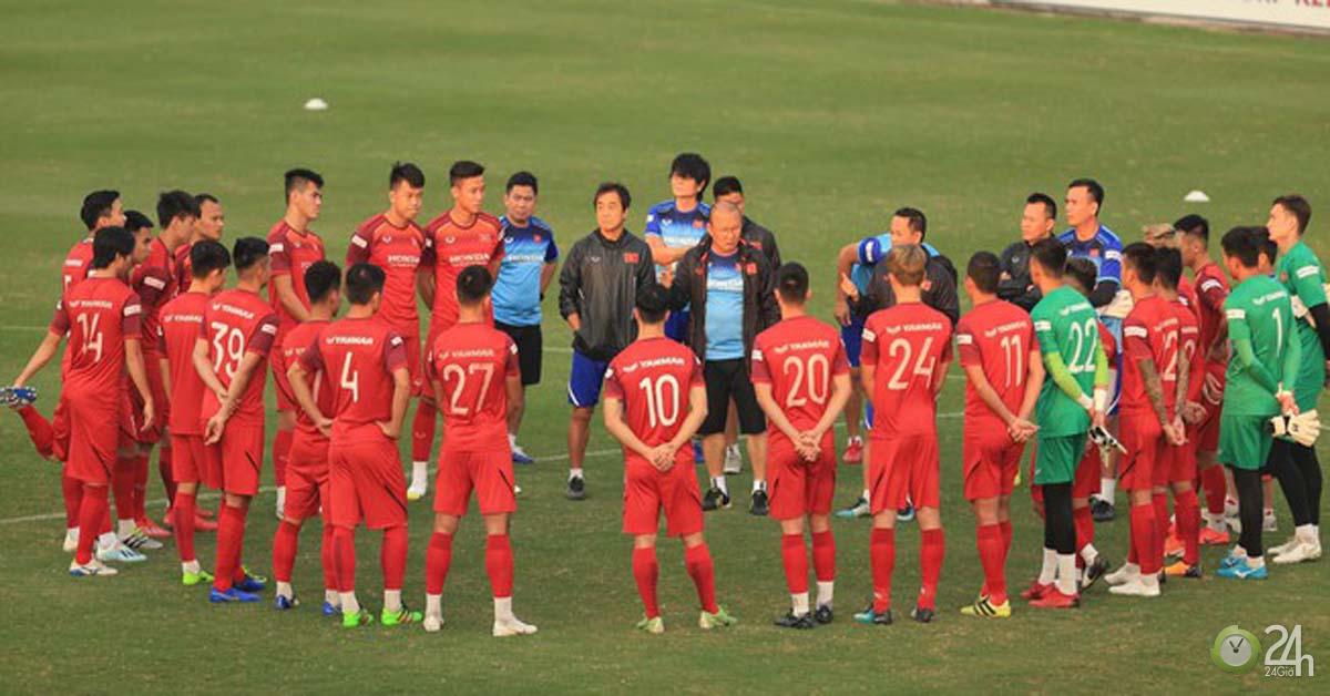 Ông Park chưa thắng, tuyển Thái chưa thua ở sân Mỹ Đình-Bóng đá 24h
