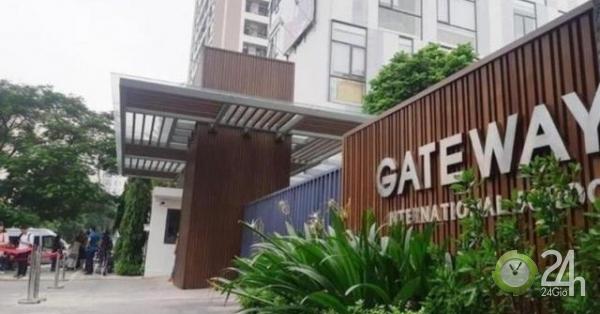 Thông tin mới vụ bé lớp 1 trường Gateway tử vong trên xe đưa đón học sinh - Tin tức 24h