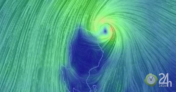 Xuất hiện bão Kalmaegi gió giật cấp 13 hoạt động gần Biển Đông - Tin tức 24h