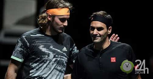 Tsitsipas đăng quang ATP Finals: Huyền thoại tin sẽ kế tục Federer
