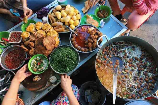 Đủ món ngon không thể bỏ lỡ ở Phan Thiết