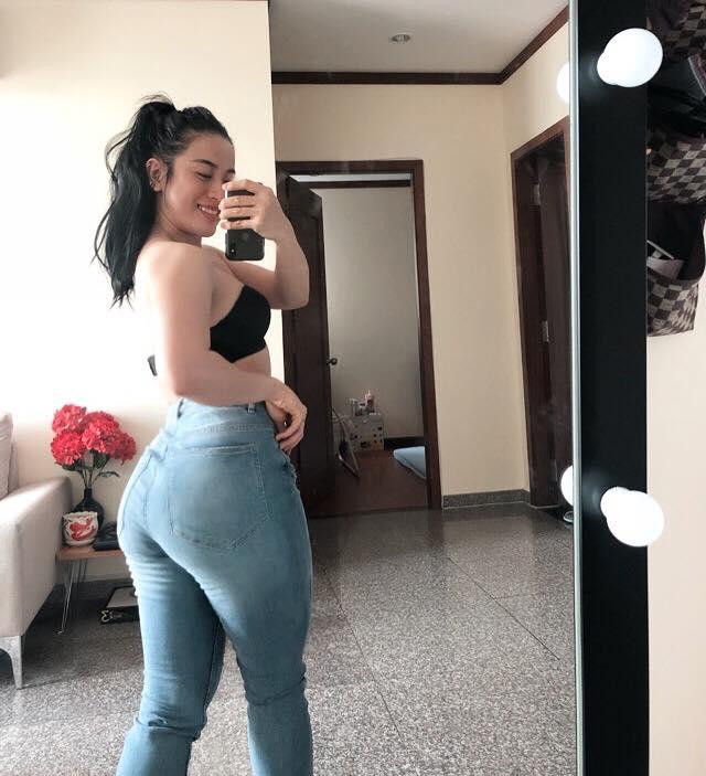 """Bí quyết tập sau sinh của """"Kim Kardashian Sài Gòn"""" mặt xinh, thân hình núi đá - 4"""