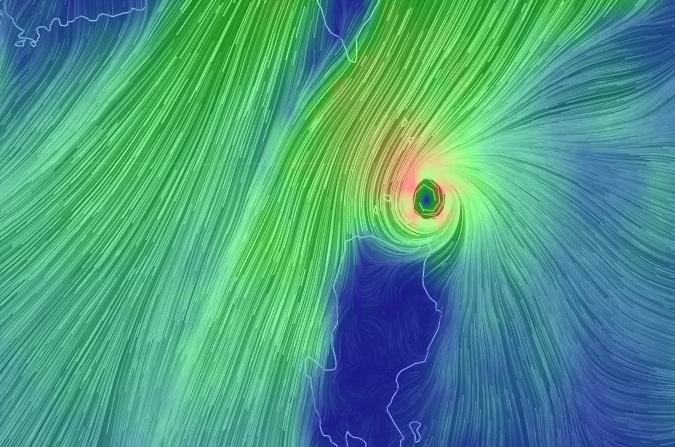 Diễn biến mới của bão Kalmaegi giật cấp 13 hoạt động gần Biển Đông - 1