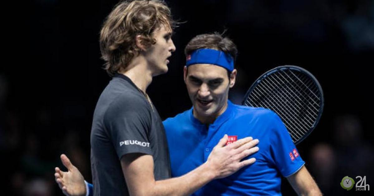 Federer hưng phấn sau khi hạ Djokovic: Đồng ý hành xác 5 trận với Zverev