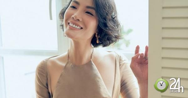 Siêu mẫu Vũ Cẩm Nhung chân dài xinh đẹp từ thuở mới lớn trong loạt ảnh quá khứ